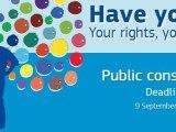 Consultas ciudadanas: democraciaUE
