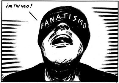 extremismo fanatismo